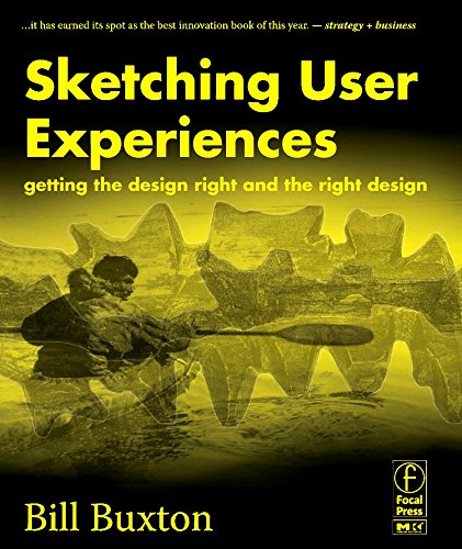 9780123740373: Sketching User Experiences: Getting the Design Right and the Right Design (Interactive Technologies)