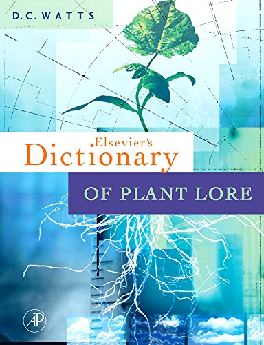 9780123740861: Dictionary of Plant Lore