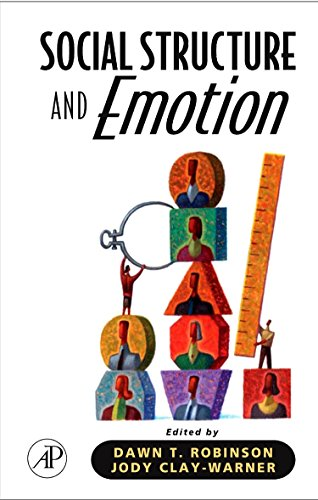 9780123740953: Social Structure and Emotion