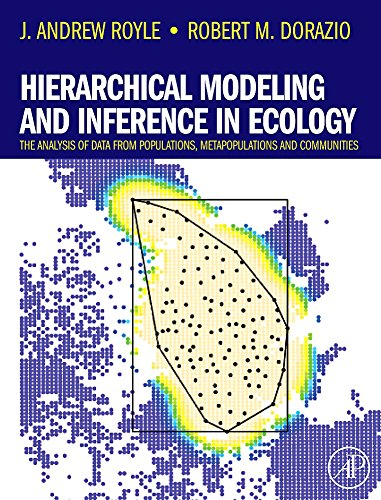 9780123740977: Hierarchical Modeling and Inference in Ecology: The Analysis of Data from Populations, Metapopulations and Communities