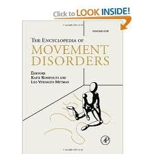 9780123741028: Encyclopedia of Movement Disorders, Three-Volume Set: Volume 1