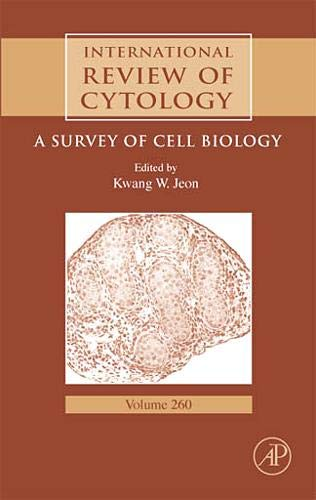9780123741141: International Review of Cytology: A Survey of Cell Biology, Vol. 260 (International Review of Cell and Molecular Biology)