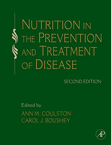 9780123741189: Nutrition in the Prevention and Treatment of Disease, Second Edition