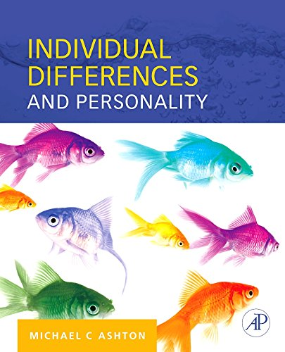 9780123741295: Individual Differences and Personality