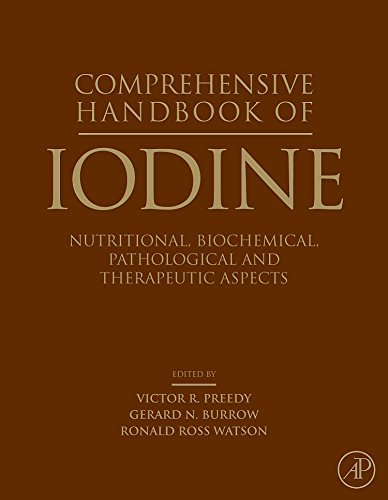 9780123741356: Comprehensive Handbook of Iodine: Nutritional, Biochemical, Pathological and Therapeutic Aspects