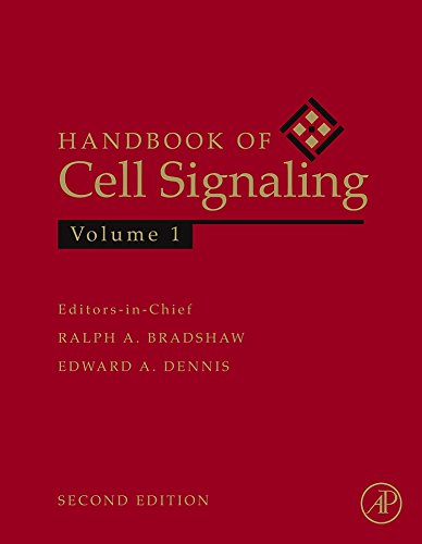 Handbook of Cell Signaling, Second Edition (Cell Biology): Ralph A. Bradshaw and Edward A. Dennis
