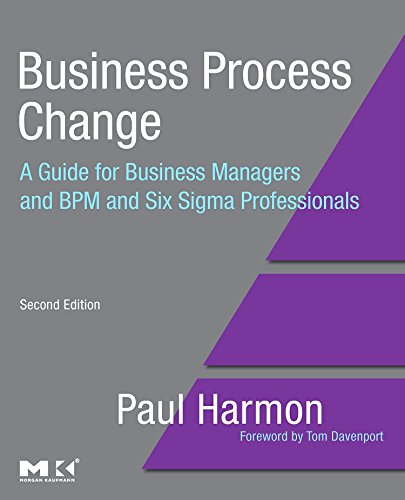 9780123741523: Business Process Change: A Guide for Business Managers and BPM and Six Sigma Professionals (The MK/OMG Press)