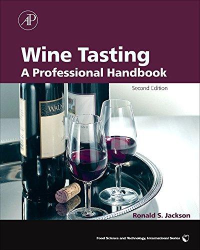 9780123741813: Wine Tasting: A Professional Handbook