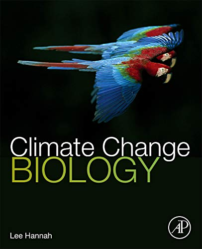 9780123741820: Climate Change Biology