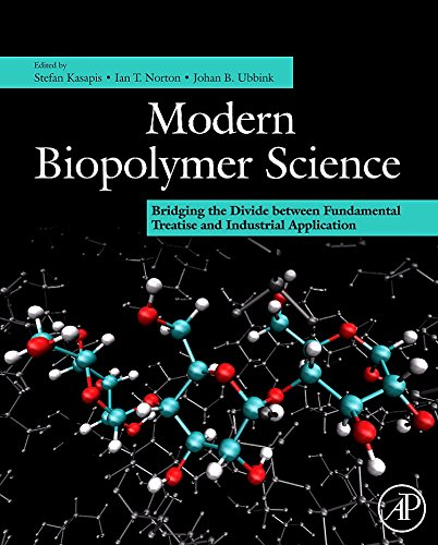 9780123741950: Modern Biopolymer Science: Bridging the Divide between Fundamental Treatise and Industrial Application