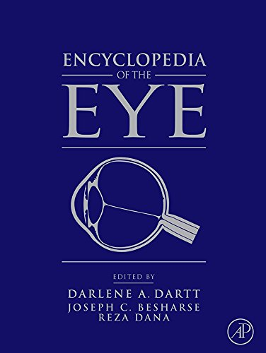 9780123741981: Encyclopedia of the Eye, Four-Volume Set