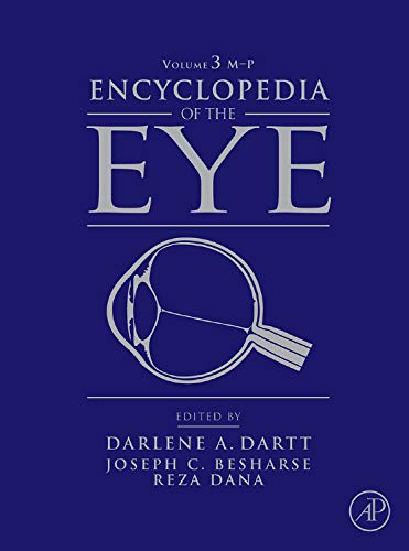9780123742018: Encyclopedia of the Eye, Four-Volume Set: Volume 3