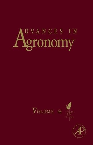 9780123742063: Advances in Agronomy, Volume 96