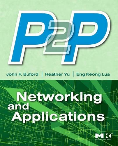 9780123742148: P2P Networking and Applications (Morgan Kaufmann Series in Networking (Hardcover))