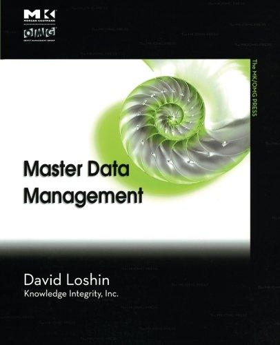 9780123742254: Master Data Management