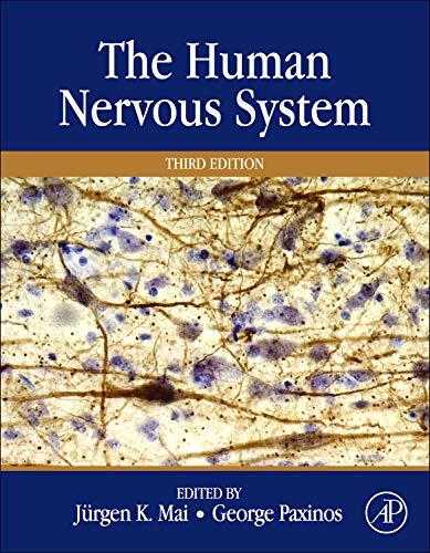 9780123742360: The Human Nervous System,