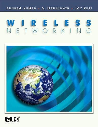 9780123742544: Wireless Networking (The Morgan Kaufmann Series in Networking)