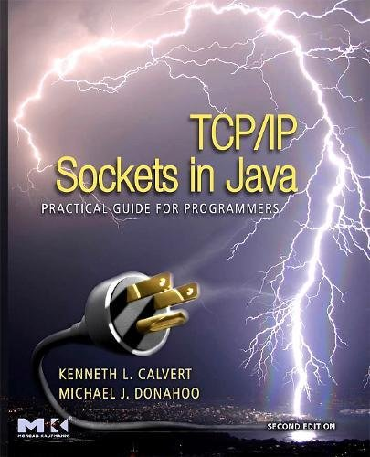 9780123742551: TCP/IP Sockets in Java, Second Edition: Practical Guide for Programmers (The Practical Guides)