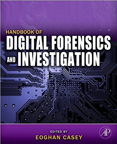 Handbook of Digital Forensics and Investigation (Paperback): Eoghan Casey