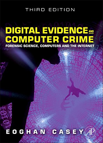Digital evidence and computer crime 3rd edition | 9780123742681.