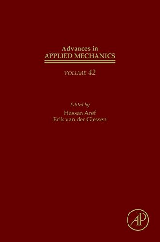 9780123742919: Advances in Applied Mechanics, Volume 42