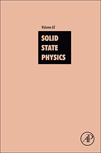 9780123742933: Solid State Physics, Volume 62