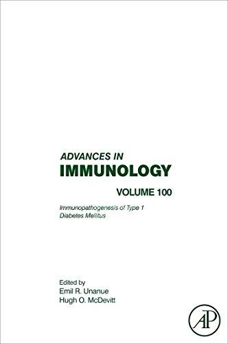 9780123743268: Immunopathogenesis of Type 1 Diabetes Mellitus, Volume 100 (Advances in Immunology)