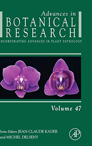 9780123743275: Advances in Botanical Research, Volume 47