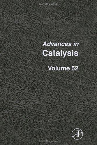 9780123743367: Advances in Catalysis, Volume 52