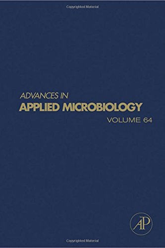 9780123743381: Advances in Applied Microbiology: 64
