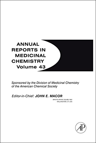 9780123743442: Annual Reports in Medicinal Chemistry, Volume 43