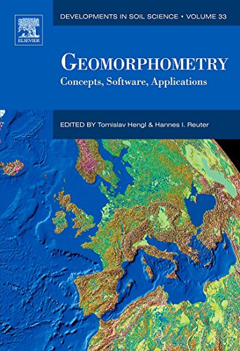 9780123743459: Geomorphometry, Volume 33: Concepts, Software, Applications (Developments in Soil Science)