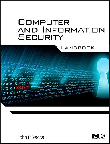 9780123743541: Computer and Information Security Handbook (The Morgan Kaufmann Series in Computer Security)