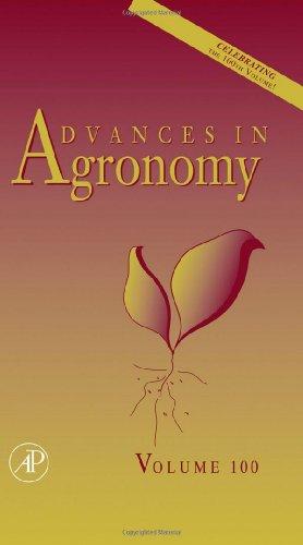 9780123743619: Advances in Agronomy, Volume 100