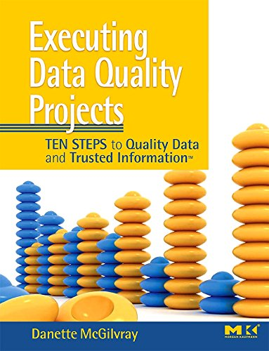9780123743695: Executing Data Quality Projects: Ten Steps to Quality Data and Trusted InformationTM