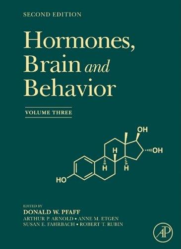 9780123743848: Hormones, Brain and Behavior V3 2E, Second Edition