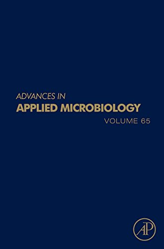 9780123744296: Advances in Applied Microbiology, Volume 65