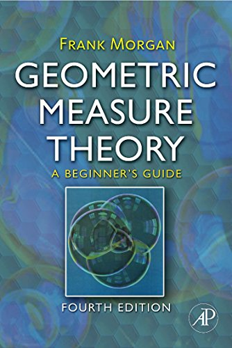 9780123744449: Geometric Measure Theory: A Beginner's Guide