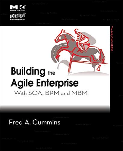 9780123744456: Building the Agile Enterprise: With SOA, BPM and MBM (The MK/OMG Press)