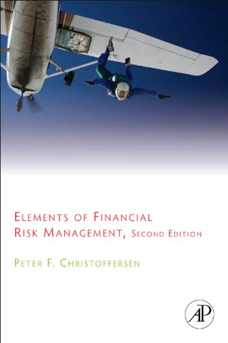 9780123744487: Elements of Financial Risk Management