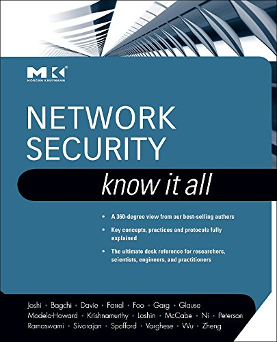 9780123744630: Network Security: Know It All