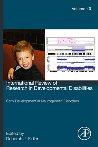 9780123744784: Early Development in Neurogenetic Disorders (International Review of Research in Mental Retardation)