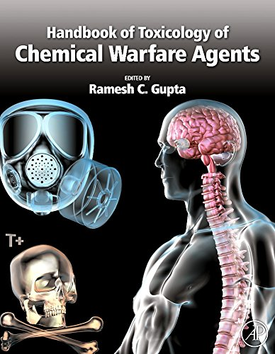 9780123744845: Handbook of Toxicology of Chemical Warfare Agents