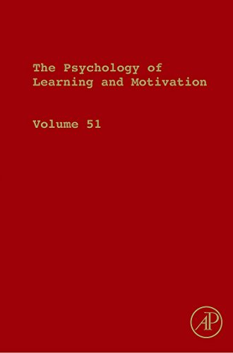 9780123744890: The Psychology of Learning and Motivation, Volume 51: Advances in Research and Theory (Psychology of Learning & Motivation)