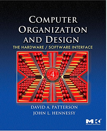9780123744937: Computer Organization and Design, Fourth Edition: The Hardware/Software Interface (The Morgan Kaufmann Series in Computer Architecture and Design)