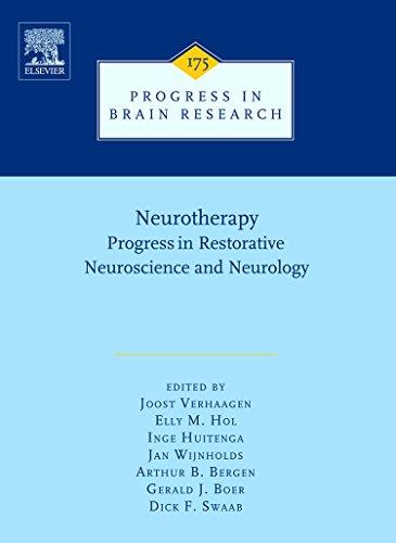 9780123745118: Neurotherapy, Volume 175: Progress in Restorative Neuroscience and Neurology (Progress in Brain Research)