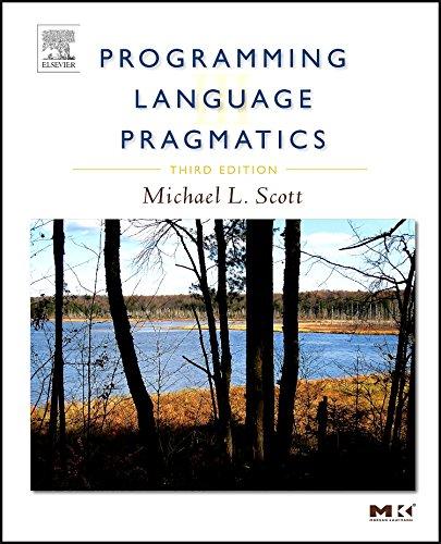 9780123745149: Programming Language Pragmatics, Third Edition