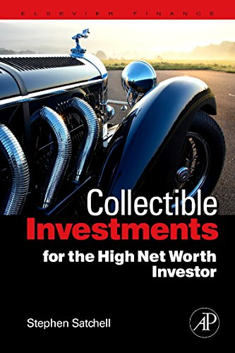 9780123745224: Collectible Investments for the High Net Worth Investor (Quantitative Finance)