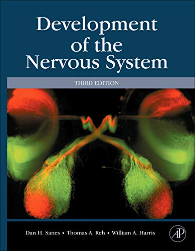 9780123745392: Development of the Nervous System, Third Edition