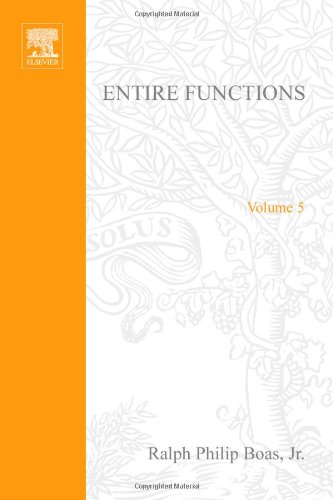 9780123745828: Entire Functions
